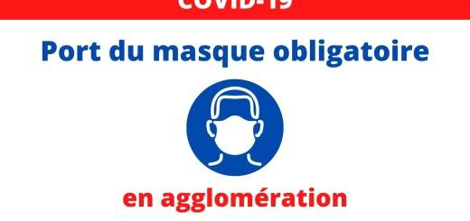 Vignette réseaux sociaux 2 - Obligation port du masque